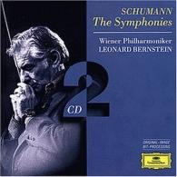 Leonard Bernstein (Леонард Бернстайн): Schumann: The Symphonies