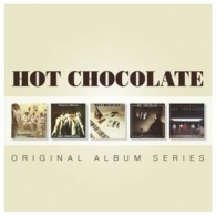 Hot Chocolate (Хот Шоколад): Original Album Series
