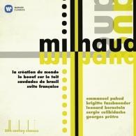 Emmanuel Pahud (Эммануэль Паю): 20Th Century Classics: Milhaud