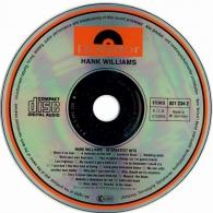 Hank Williams (Хэнк Уильямс): 40 Greatest Hits