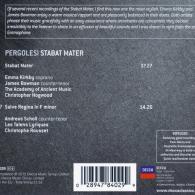 Christopher Hogwood (Кристофер Хогвуд): Pergolesi: Stabat Mater; Salve Regina