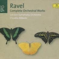 Claudio Abbado (Клаудио Аббадо): Ravel: Complete Orchestral Works