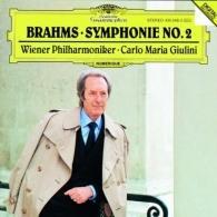 Carlo Maria Giulini (Карло Мария Джулини): Brahms: Symphony No.2