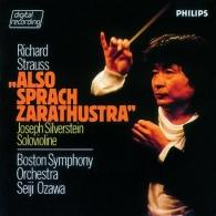 Seiji Ozawa (Сэйдзи Одзава): Strauss, R.: Also Sprach Zarathustra
