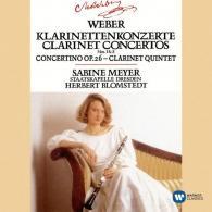 Sabine Meyer (СабинаМайер): Clarinet Concertos