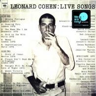 Leonard Cohen (Леонард Коэн): Live Songs