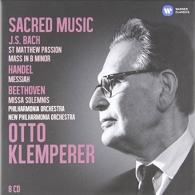 Otto Klemperer (Отто Клемперер): Bach, Handel, Beethoven: Sacred Works