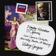 Rimsky-Korsakov Operas