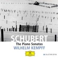 Wilhelm Kempff (Вильгельм Кемпф): Schubert: The Piano Sonatas