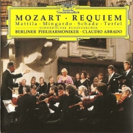 Claudio Abbado (Клаудио Аббадо): Mozart: Requiem