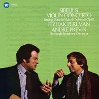 Itzhak Perlman (Ицхак Перлман): Violin Concerto / Suite Op. 10 - Itzhak Perlman,  Pso / Andre Previn