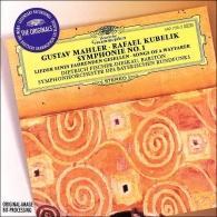 Dietrich Fischer-Dieskau (Дмитрий Фишер-Дискау): Mahler: Symphony No.1; Lieder eines fahrenden Gese