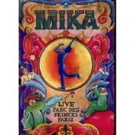 Mika (Мика): Live, Parc Des Princes, Paris