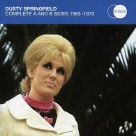 Dusty Springfield (Дасти Спрингфилд): Complete A's And B's