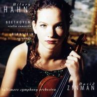 Hilary Hahn (Хилари Хан): Violin Concerto, Bernstein S