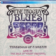 The Moody Blues (Зе Муди Блюз): Threshold Of A Dream: Live At The Isle Of Wight