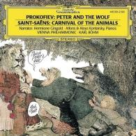 Karl Boehm (Карл Бём): Prokofiev: Peter And The Wolf/ Saint-Saens: Carnival Of The Animals