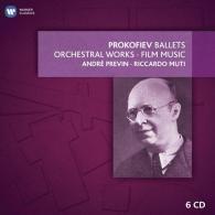 Andre Previn (Андре Превин): Ballets
