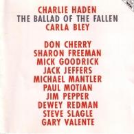 Charlie Haden (Чарли Хейден): The Ballad Of The Fallen