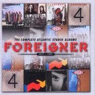 Foreigner (Форейне): The Complete Atlantic Studio Albums 1977-1991