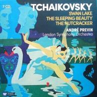 Andre Previn (Андре Превин): Ballets (Swan Lake, Sleeping Beauty, The Nutcracker)