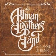 The Allman Brothers Band (Зе Олман Бразерс Бэнд): Classic Albums