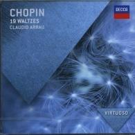 Claudio Arrau (Клаудио Аррау): Chopin: Waltzes
