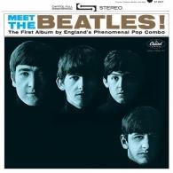The Beatles (Битлз): Meet The Beatles