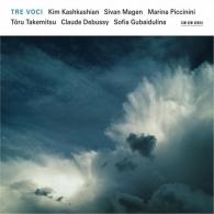 Kim Kashkashian (Ким Кашкашьян): Tre Voci: Takemitsu, Debussy, Gubaidulina