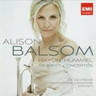 Alison Balsom (Элисон Болсом): Trumpet Concertos