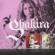 Shakira (Шакира): Fijacion Oral Vol. 1 / Oral Fixation Vol. 2