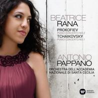 Beatrice Rana (Битрис Рана): Prokofiev: Piano Concerto No 2, Op. 16. Tchaikovsky: Piano Concerto No 1, Op. 23