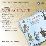 Otto Klemperer (Отто Клемперер): Cosi Fan Tutte