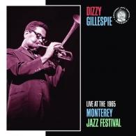 Dizzy Gillespie (Диззи Гиллеспи): Live At The 1965 Monterey Jazz Festival