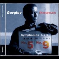 Валерий Гергиев: Shostakovich: Symphonies Nos.5 & 9