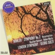 Georg Solti (Георг Шолти): Mahler: Symph.2