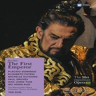 Placido Domingo (Пласидо Доминго): The First Emperor (Live From The Met)