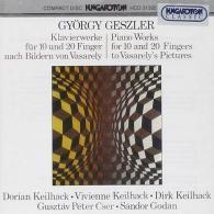 Dorian Keihack (Дориан Кейхак): Piano Works