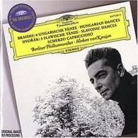 Herbert von Karajan (Герберт фон Караян): Brahms: 8 Hungarian Dances / Dvorak: 5 Slavonic Da