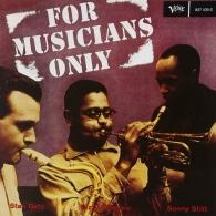 Stan Getz (Стэн Гетц): For Musicans Only