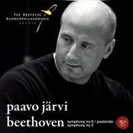 Paavo Jarvi (Пааво Ярви): Symphonies No. 6 'Pastoral' & No. 2