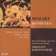 Nikolaus Harnoncourt (Николаус Арнонкур): Idomeneo