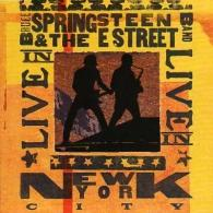 Bruce Springsteen (Брюс Спрингстин): Live In New York City