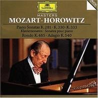 Vladimir Horowitz (Владимир Самойлович Горовиц): Mozart: Piano Sonatas K.281, K.330 & K.333; Rondo