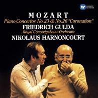 Friedrich Gulda (Фридрих Гульда): Piano Concertos Nos. 23 & 26