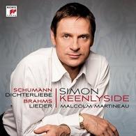 Simon Keenlyside (Саймон Кинлисайд): Schumann: Dichterliebe; Brahms: Lieder