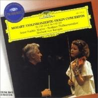 Herbert von Karajan (Герберт фон Караян): Mozart: Violin Concerto Nos.3 & 5