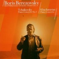 Boris Berezovsky (Борис Березовский): Khachaturian: Piano Concerto in D flat major Tchaikovsky: Piano Concerto No. 1 in B flat minor, Op. 23