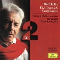 Herbert von Karajan (Герберт фон Караян): Brahms: Symph.1-4