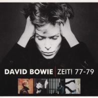 David Bowie (Дэвид Боуи): Zeit! 77-79